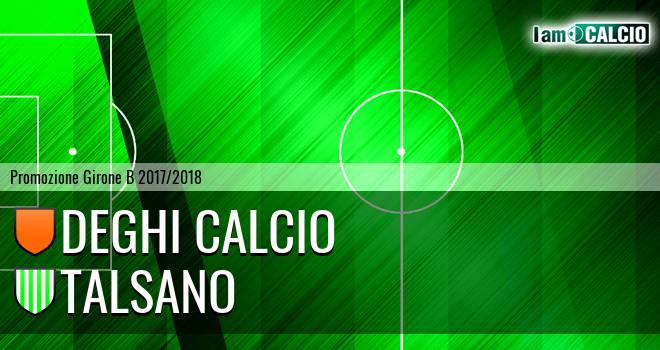 Deghi Calcio - Talsano