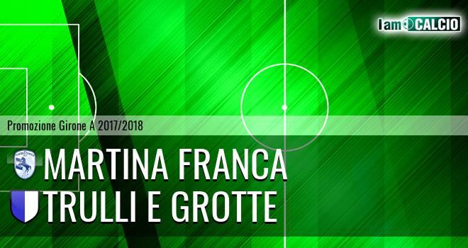 Martina Calcio 1947 - Trulli e Grotte