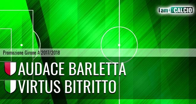 Audace Barletta - Vigor Bitritto