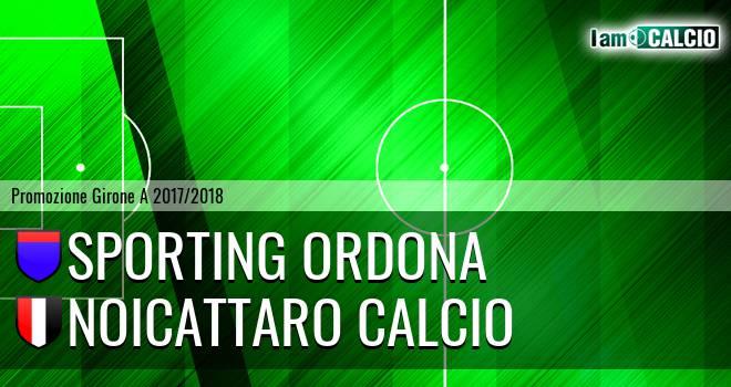 Sporting Ordona - Noja Calcio 1996