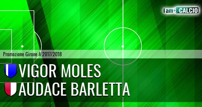 Vigor Moles - Audace Barletta