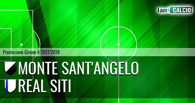 Monte Sant'Angelo - Real Siti