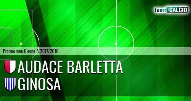 Audace Barletta - Ginosa