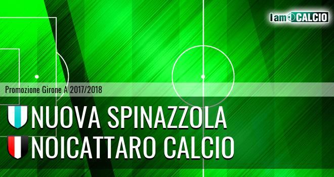 Nuova Spinazzola - Noicattaro Calcio