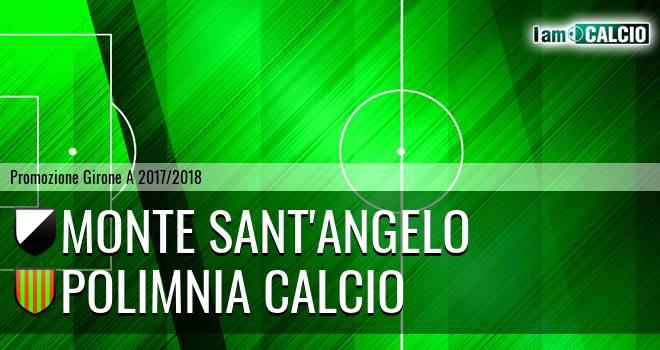 Monte Sant'Angelo - Polimnia Calcio