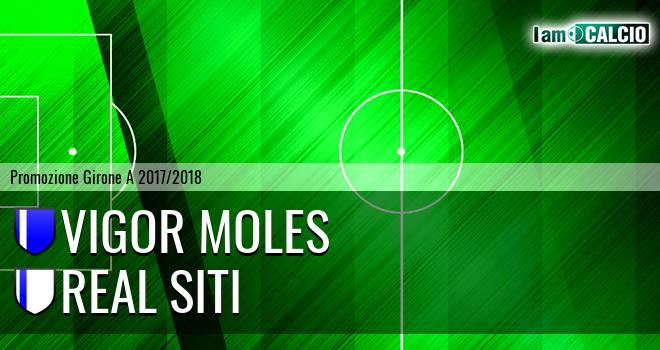 Vigor Moles - Real Siti