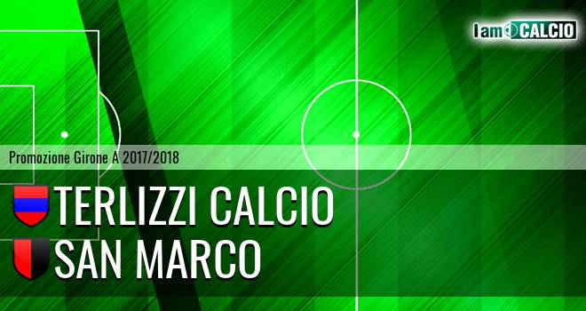 Terlizzi Calcio - San Marco