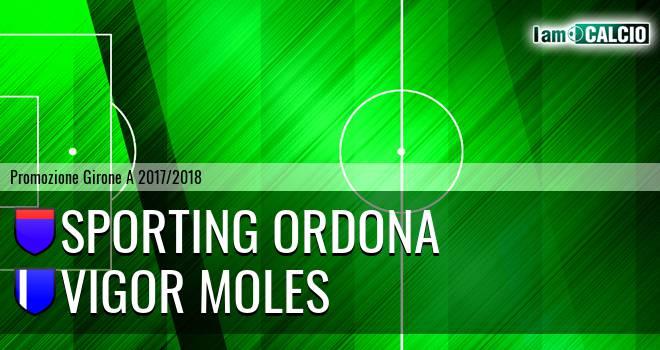 Sporting Ordona - Vigor Moles