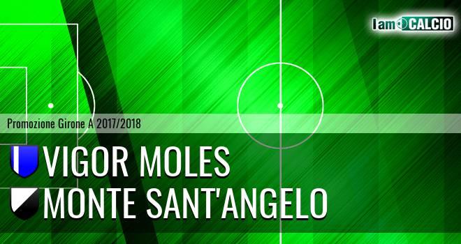 Vigor Moles - Monte Sant'Angelo
