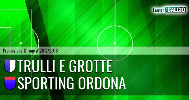Trulli e Grotte - Sporting Ordona