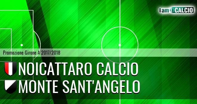 Noja Calcio 1996 - Monte Sant'Angelo