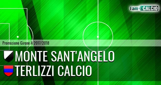 Monte Sant'Angelo - Terlizzi Calcio