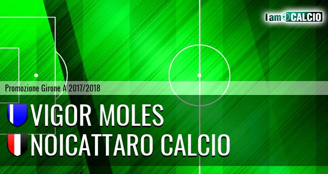 Vigor Moles - Noicattaro Calcio