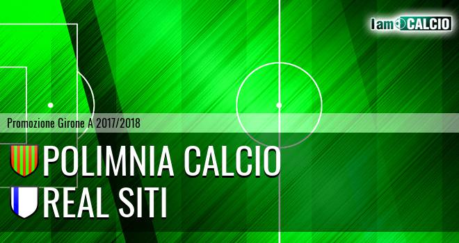 Polimnia Calcio - Real Siti