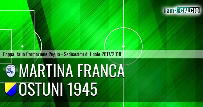 Martina Franca - Ostuni 1945