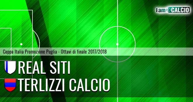 Real Siti - Terlizzi Calcio
