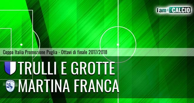 Trulli e Grotte - Martina Calcio 1947