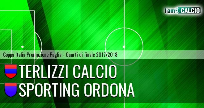 Terlizzi Calcio - Sporting Ordona
