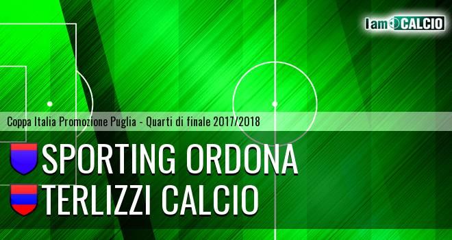 Sporting Ordona - Terlizzi Calcio