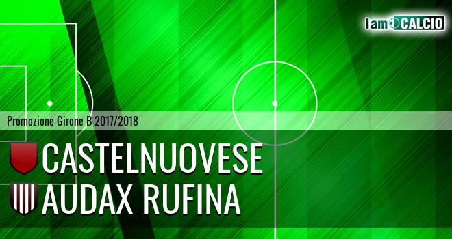 Castelnuovese - Audax Rufina