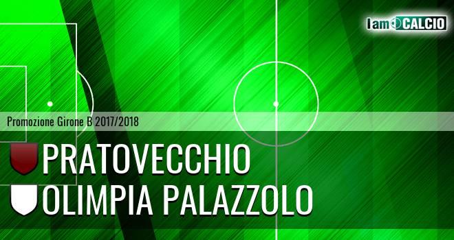 Pratovecchio - Olimpia Palazzolo