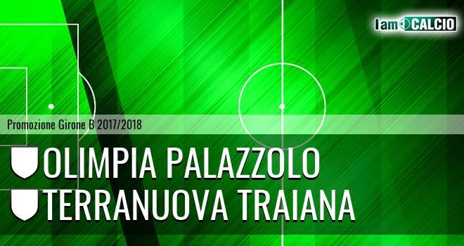 Olimpia Palazzolo - Terranuova Traiana