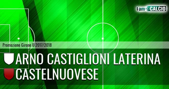 Arno Castiglioni Laterina - Castelnuovese