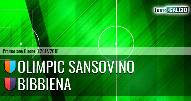 Olimpic Sansovino - Bibbiena