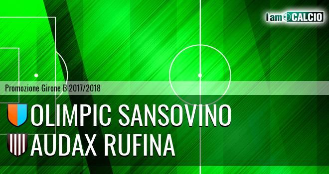 Olimpic Sansovino - Audax Rufina