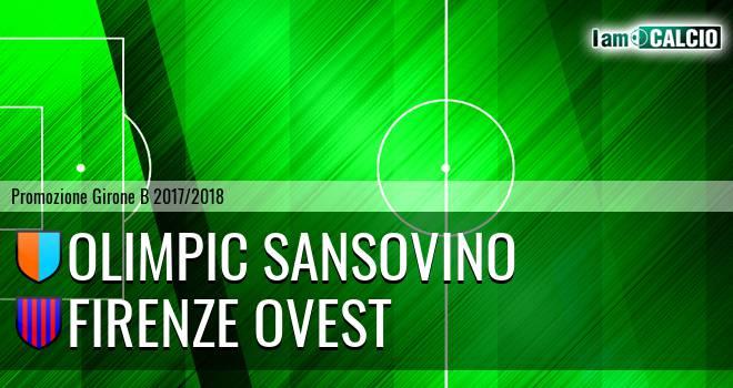 Olimpic Sansovino - Firenze Ovest