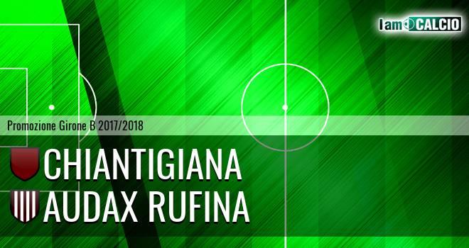 Chiantigiana - Audax Rufina