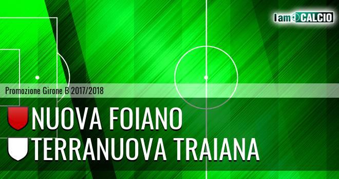 Nuova Foiano - Terranuova Traiana