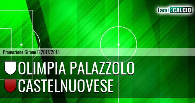 Olimpia Palazzolo - Castelnuovese