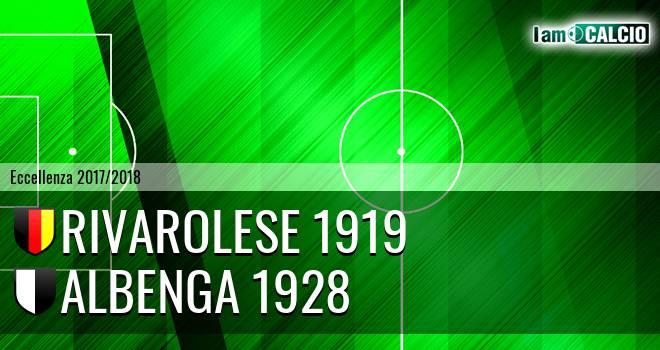 Rivarolese 1919 - Albenga 1928