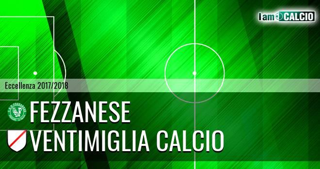 Fezzanese - Ventimiglia Calcio