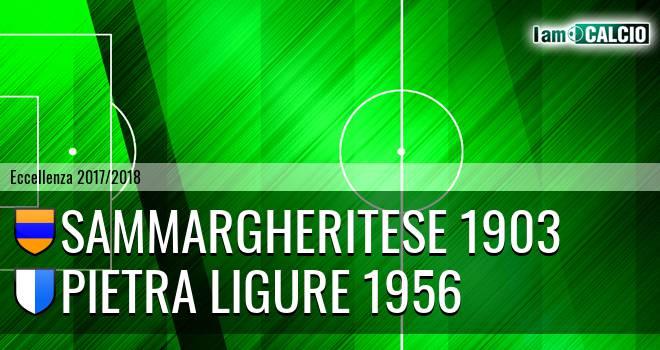 Sammargheritese 1903 - Pietra Ligure 1956