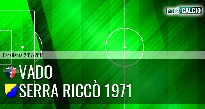 Vado - Serra Riccò 1971