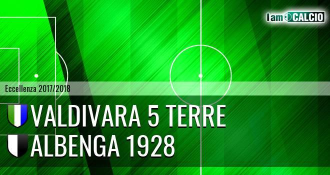 Valdivara 5 Terre - Albenga 1928