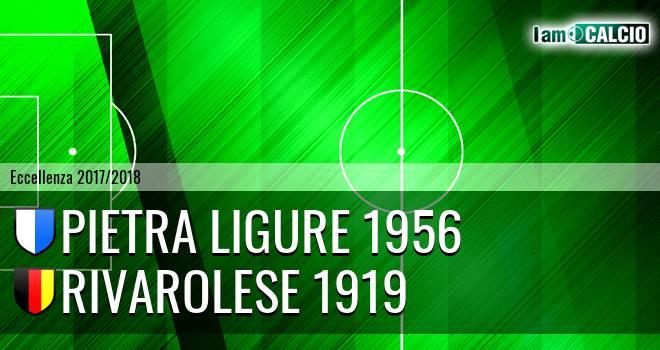 Pietra Ligure 1956 - Rivarolese 1919