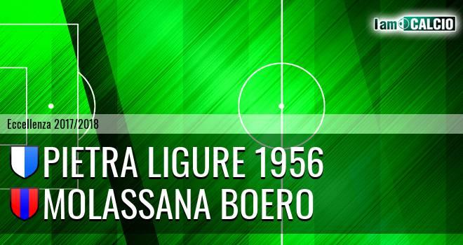 Pietra Ligure 1956 - Molassana Boero