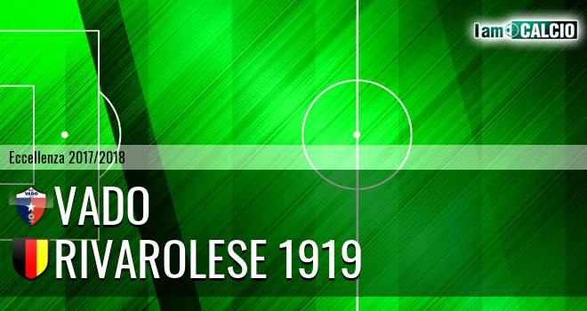 Vado - Rivarolese 1919