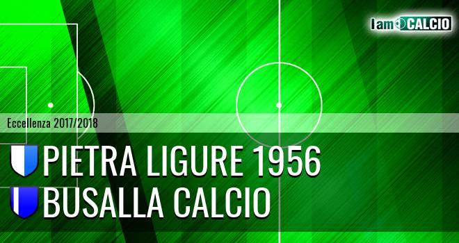 Pietra Ligure 1956 - Busalla Calcio