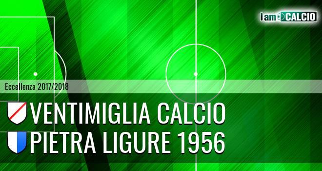 Ventimiglia Calcio - Pietra Ligure 1956
