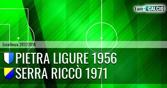 Pietra Ligure 1956 - Serra Riccò 1971
