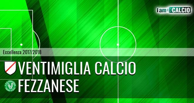 Ventimiglia Calcio - Fezzanese