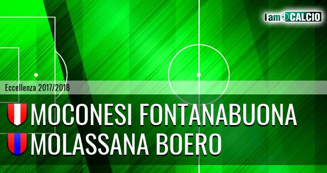 Moconesi Fontanabuona - Molassana Boero