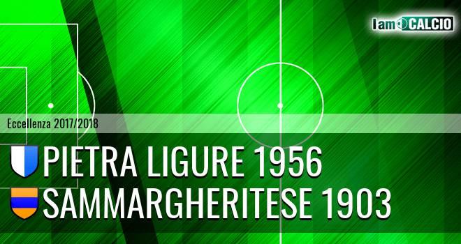 Pietra Ligure 1956 - Sammargheritese 1903