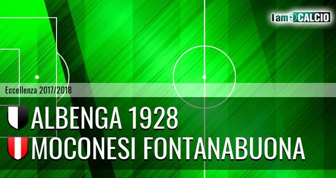 Albenga 1928 - Moconesi Fontanabuona