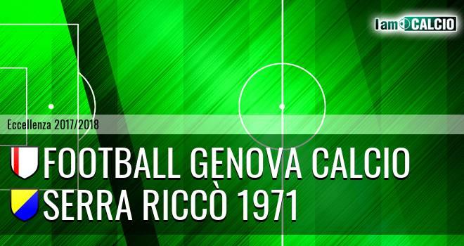 Genova - Serra Riccò 1971