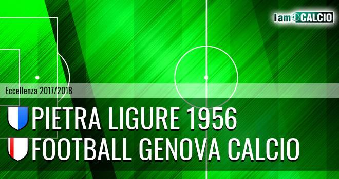 Pietra Ligure 1956 - Genova